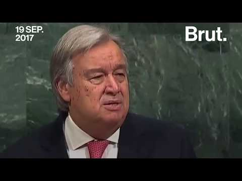 Nations unies : le message d'António Guterres sur les migrants