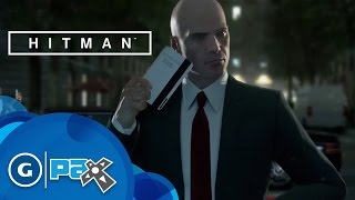 """Showstopper"" Mission Official Playthrough - Hitman - PAX Prime 2015"