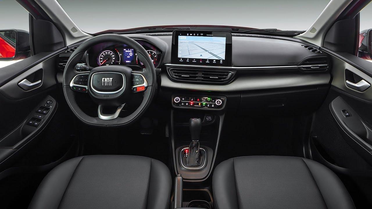2022 Fiat Pulse - INTERIOR