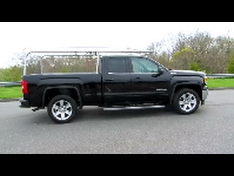 new 2014 gmc SLE pickup truck with value package