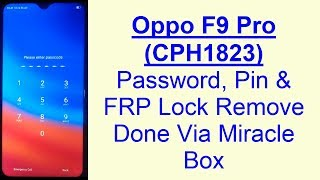 Oppo network lock country lock - unlock 100% tested