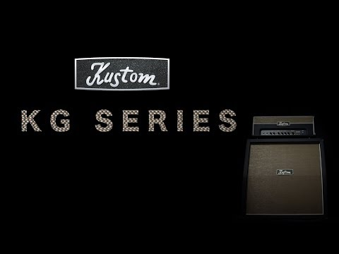 Kustom KG Amps - Clean Guitar Preview