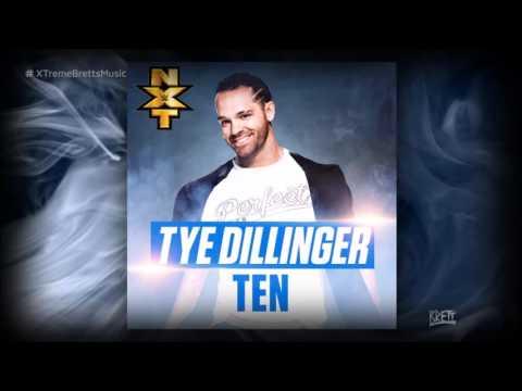 """WWE: """"Ten"""" [iTunes Release] by CFO$ ► Tye Dillinger Theme Song"""