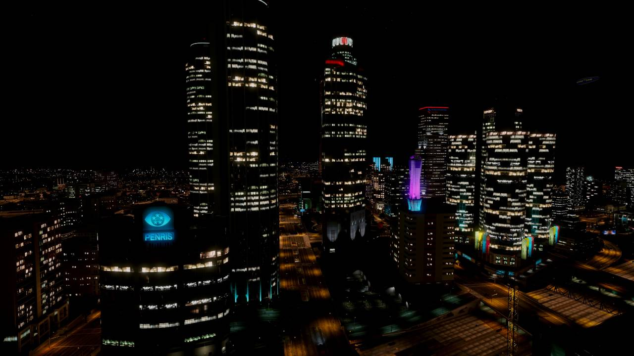 Download Wallpapers Gta5 Night Grand Theft Auto V 4k: Grand Theft Auto V