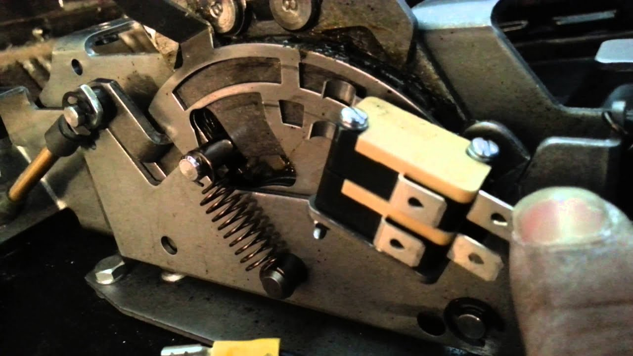 maxresdefault b&m quicksilver shifter neutral safety switch youtube hurst shifter wiring diagram at love-stories.co