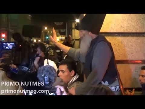Vermin Supreme Saves Trump Supporter From Antifa