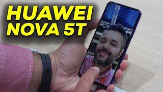 Karşınızda Huawei'in yeni telefonu | Türkiye'ye gelecek Nova 5T ve özellikleri