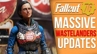 Fallout 76 News - Massive Wastelanders Updates, Major New Exploit Present, Free Atomic Shop