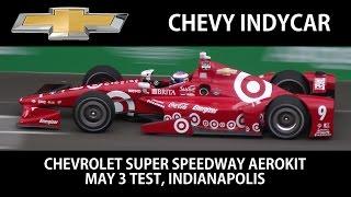 Chevrolet IndyCar Super Speedway Aerokit, Indianapolis Motor Speedway (PURE HD SOUND!)