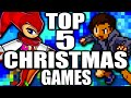 Top 5 Christmas Games - Jimmy Whetzel