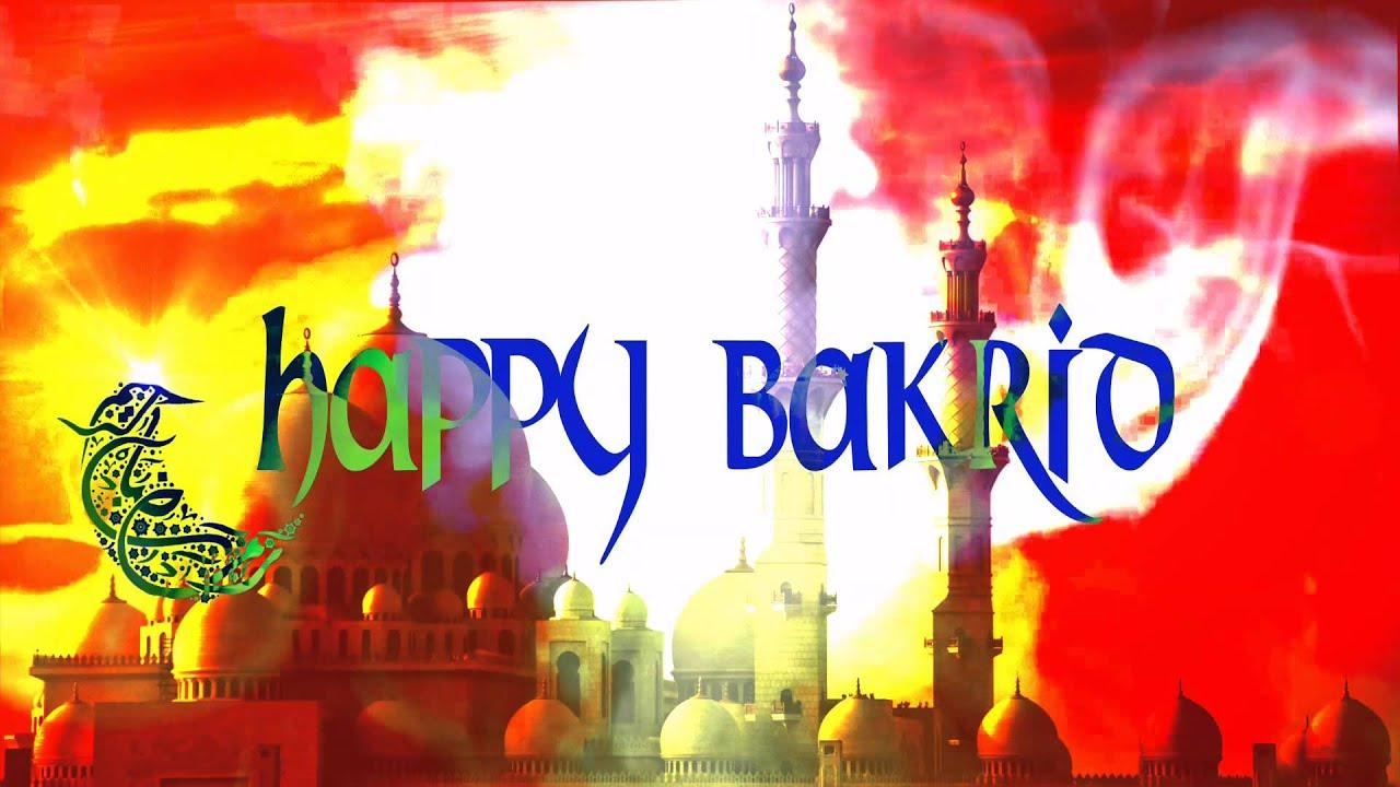 Bakrid happy bakrid after effects cs6 project youtube kristyandbryce Choice Image