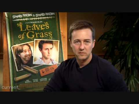 Edward Norton's 5 favorite films