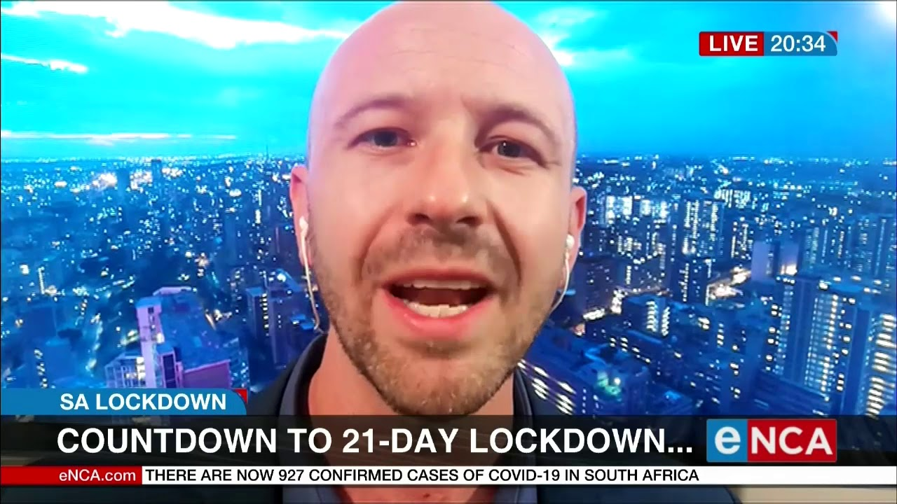 Lockdown changing the face of news reporting - eNCA