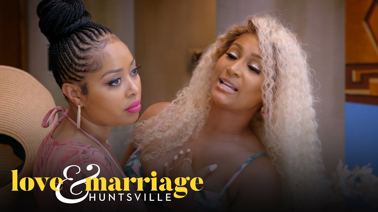 Download Martell Says Melody Is Always The Side Chick   #Huntsvegas   Love and Marriage: Huntsville   OWN
