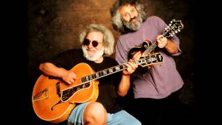 "Jerry Garcia & David Grisman ""Sitting Here In Limbo"" 12-08-91"