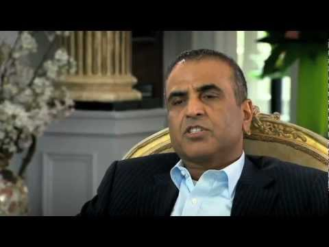 Sir Martin Sorrell Meets Sunil Mittal - Ideas Exchange - BBC