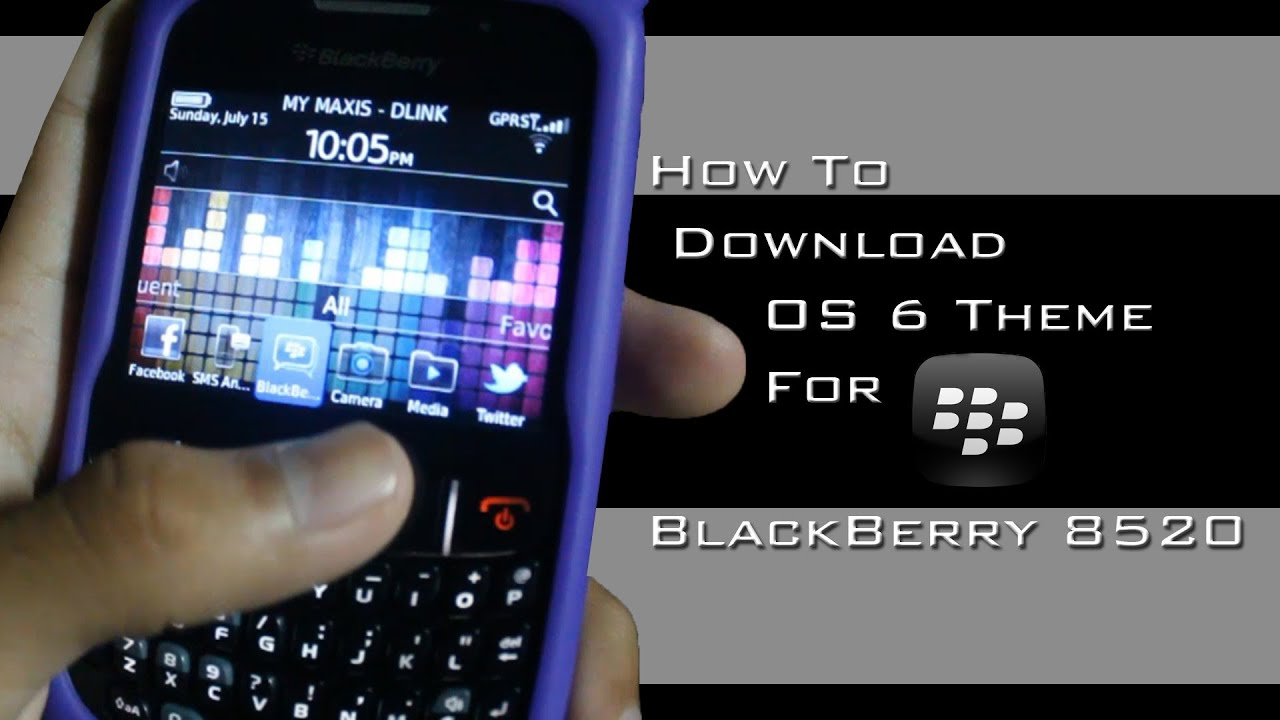 Updating blackberry curve 8520 os