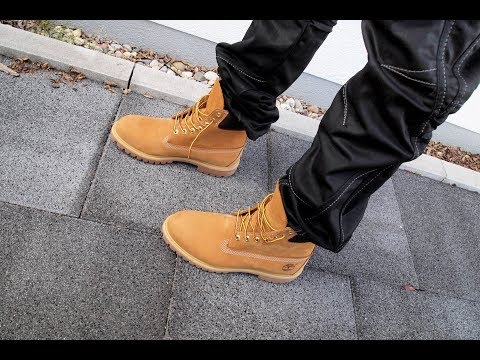 Timberland Boot styled with different Pants