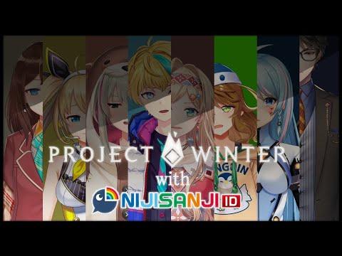 【Project Winter】I Am Confused【NIJISANJI ID | Amicia Michella】