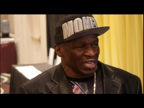 FLOYD MAYWEATHER SR EXPLAINS THE ARGUMENT HE HAD WITH HIS SON FLOYD MAYWEATHER JR