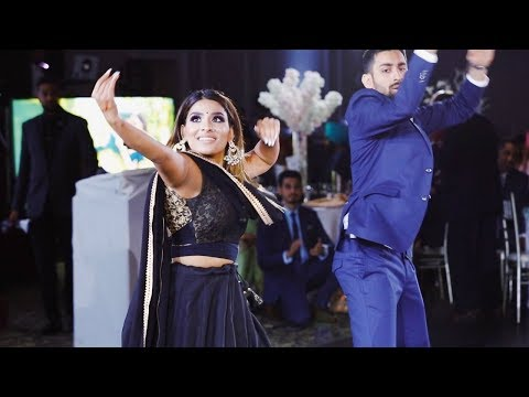high-rated-gabru-|-ishare-tere-|-indian-reception-dance