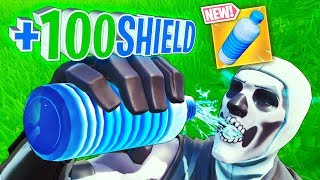 *NEW* DRINKABLE WATER BOTTLE..?! | Fortnite Funny and Best Moments Ep.590
