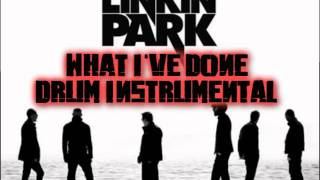 What I39;ve Done  Linkin Park (Drum Track Only)