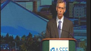 John Tracy, CTO of Boeing - ASEE Annual Conference: Tuesday Plenary