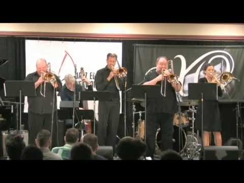 "XO Trombone All-Stars ""Softly As In A Morning Sunrise"""
