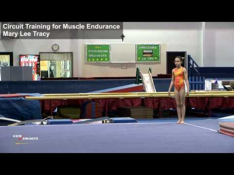 Circuit Training for Muscle Endurance - Mary Lee Tracy