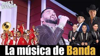 Mike Salazar La msica de banda