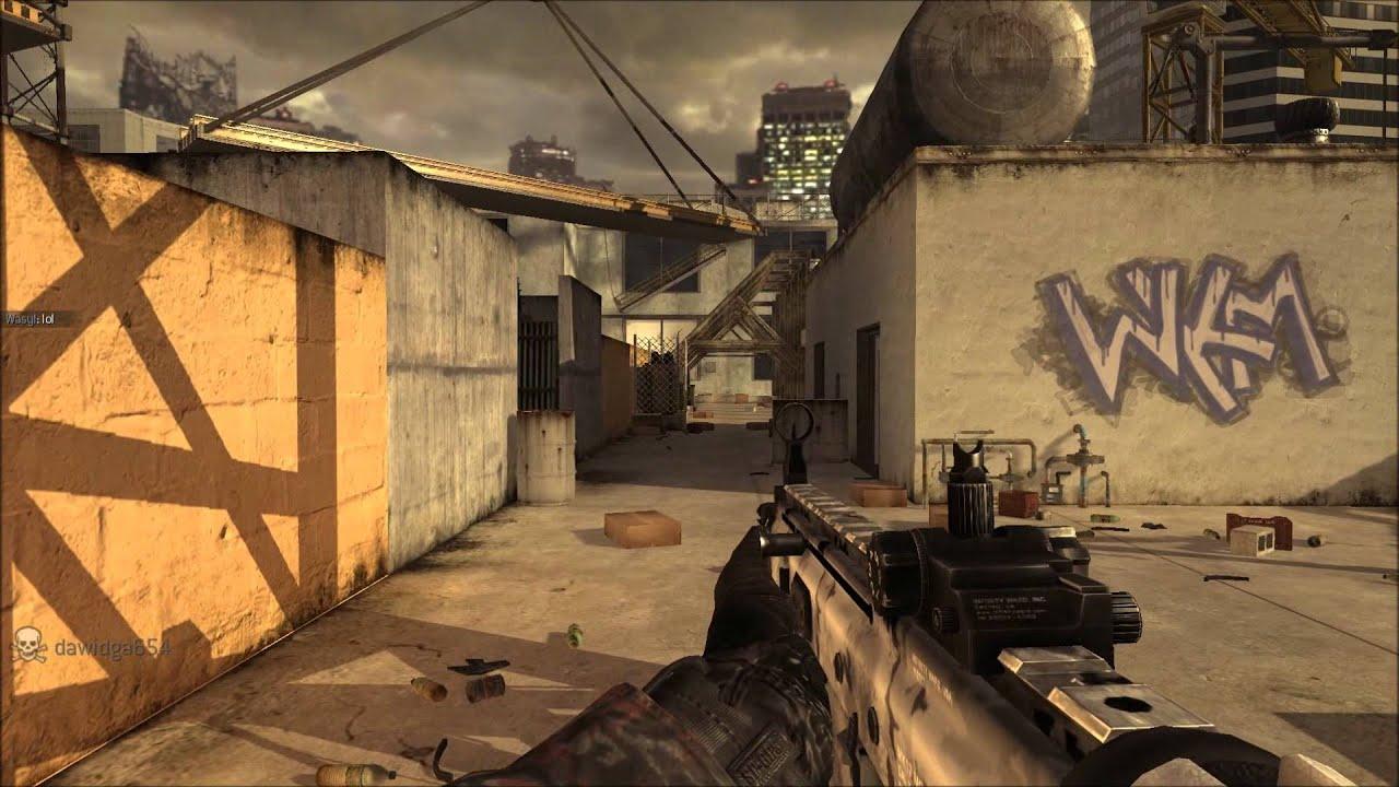 call of duty: modern warfare 2 (alteriwnet) gameplay on amd radeon