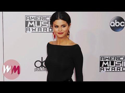 Top 10 Selena Gomez Red Carpet Looks