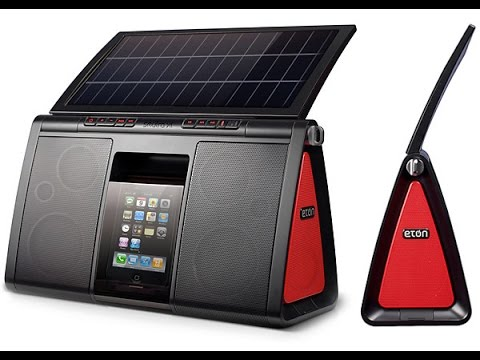 Eton Rukus Soulra Xl Solar Portable Wireless Bluetooth Speaker Review 8