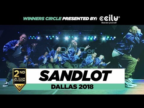 SANDLOT | 2nd Place Junior Division | World of Dance Dallas