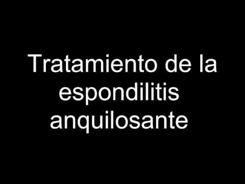 remedios para la espondilitis anquilosante
