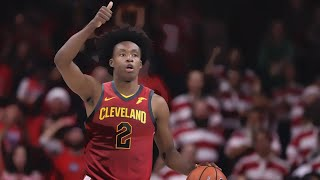 Is Collin sexton enough to make Lebron James stay?