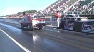 Chrysler Classic HEMI Super Stock Norwalk 2009 Schillings