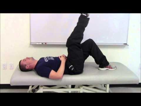 Hip Extensor Stretching