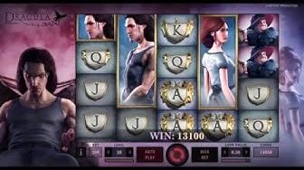 Online Slots Free Spins & 13,100 Kr Big Win | Dracula | Sweden