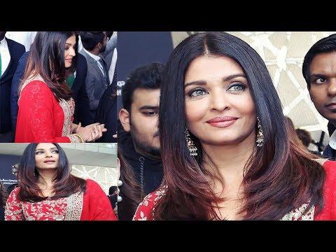 Bollywood Superstar Aishwarya Rai Bachchan Inaugurated QATAR SHOW 2019