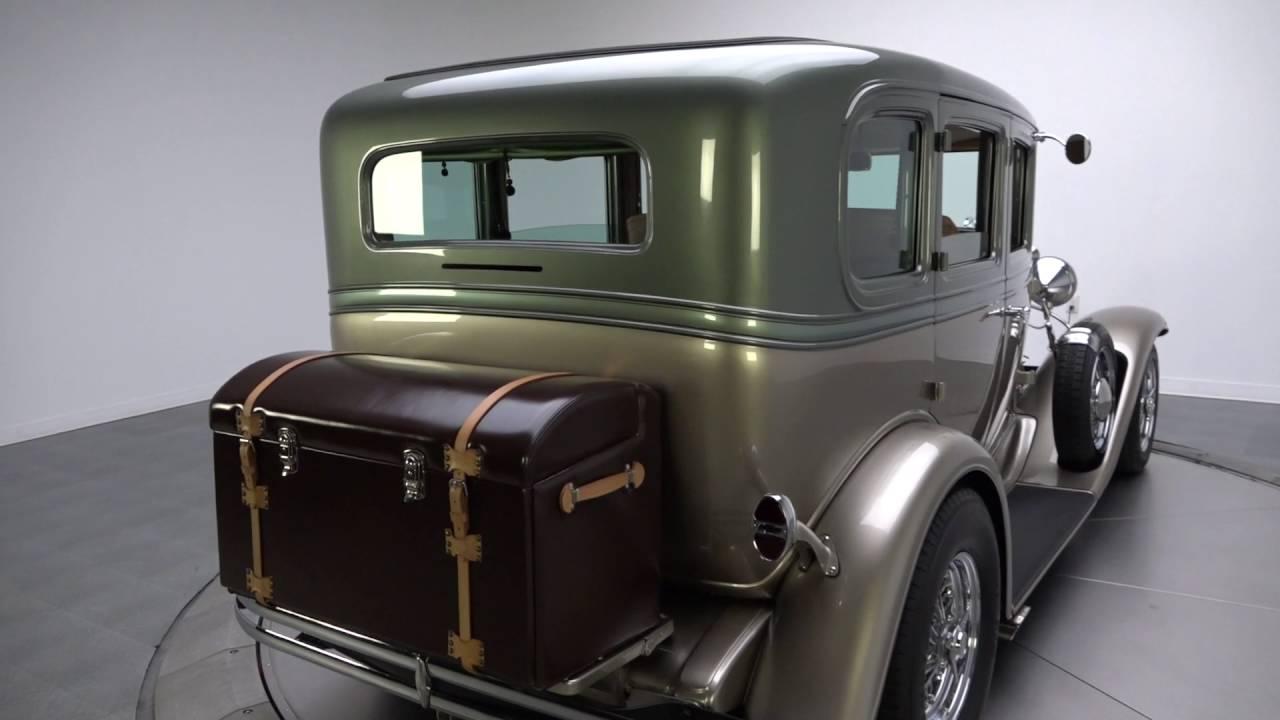 Sedan 1931 chevrolet sedan for sale : 135663 / 1931 Chevrolet AE Independence - YouTube