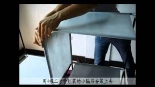 Видеообзор сборного шкафа
