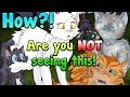 Goosekit Sees Ghosty Cats - Cloudberry: Day 2 - Warrior Cats Speedpaint/Theory