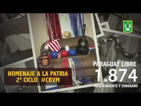Dios bendiga a Paraguay! 210 años de libertad!  🇵🇾