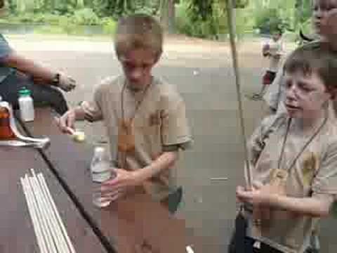 cub scout day camp jasper park oregon 2008 youtube