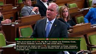 Bill C-75: An Act to Amend the Criminal Code, the Youth Criminal Justice Act & Other Acts (May 29)