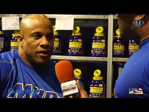 IMAGENES DE FIBO 2015 | Entrevista con Miguel Angel González de MTX| Cuerpos Perfectos TV HD