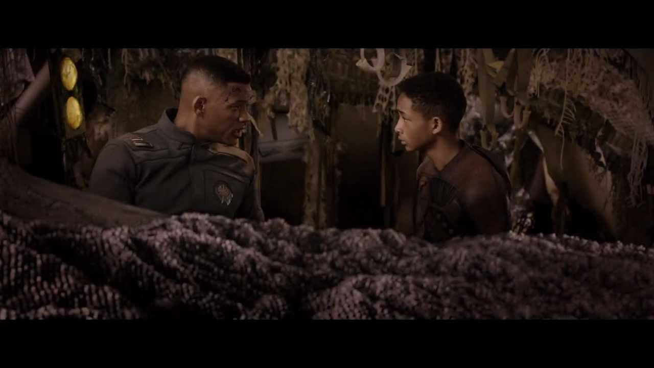 After Earth Trailer Oficial En Espanol Sony Pictures Espana Youtube