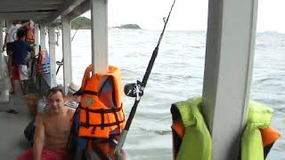 Рыбалка в Таиланде(На видео рыба только в жареном виде, нарезка из фрагментов., 2014-08-20T15:05:59.000Z)